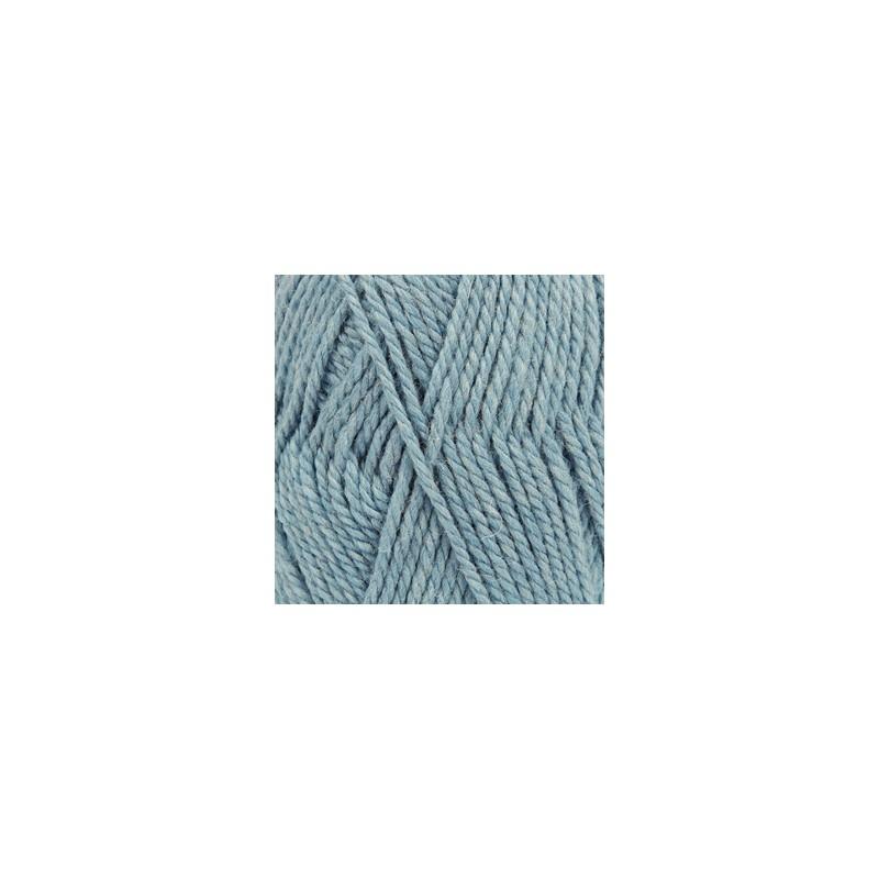 DROPS NEPAL MIX 8913 BLEU CLAIR