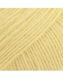 DROPS COTTON MERINO UNICOLOR 17 VANILLE