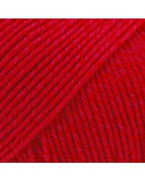 DROPS COTTON MERINO UNICOLOR 06 ROUGE