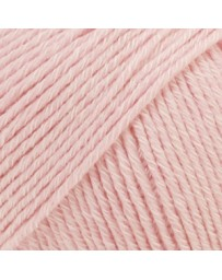 DROPS COTTON MERINO UNICOLOR 05 ROSE POUDRÉ