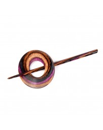 KNITPRO SHAWL PIN LILAC ORION