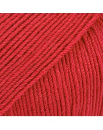 DROPS BABY MERINO UNICOLOR 16 ROUGE