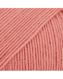 DROPS BABY MERINO UNICOLOR 46 ROSE THÉ