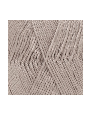 DROPS BABY ALPACA SILK UNICOLOR 1760 GRIS MAUVE CLAIR