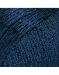 DROPS COTTON VISCOSE 13 BLEU MARINE