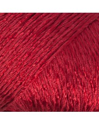 DROPS COTTON VISCOSE 07 ROUGE FONCÉ