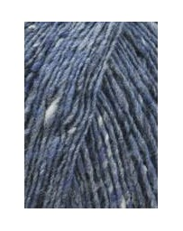 LANG DONEGAL TWEED 34 GRIS BLEU